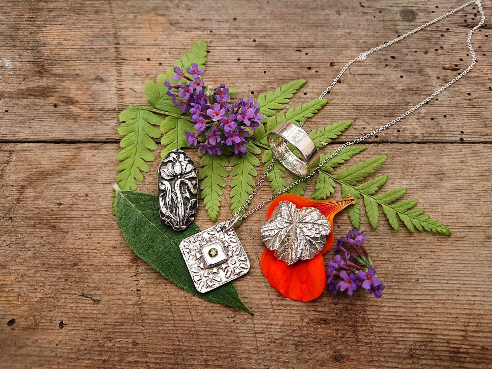 Online Silver Clay Jewellery Course